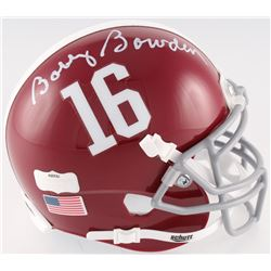 Bobby Bowden Signed Alabama Crimson Tide Mini-Helmet (Radtke COA)