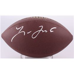 Leonard Fournette Signed NFL Football (JSA COA)