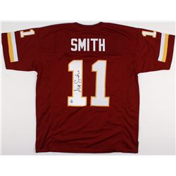 Alex Smith Signed Jersey (Smith Hologram)
