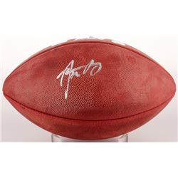 Aaron Rodgers Signed Official Super Bowl XLV Game Ball (Radtke COA  Fanatics Hologram)