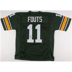 Dan Fouts Signed Jersey (JSA COA)
