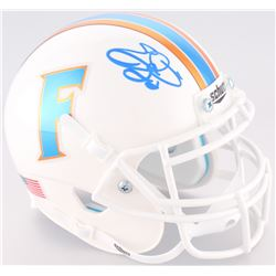 Emmitt Smith Signed Florida Gators Mini Helmet (Prova COA)