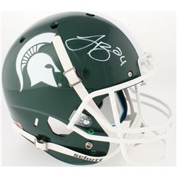 Le'Veon Bell Signed Michigan State Spartans Full-Size Helmet (JSA COA)