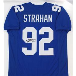 Michael Strahan Signed Jersey (JSA COA)