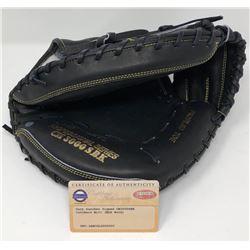 Gary Sanchez Signed CM 3000 SBK Game Model Catchers Glove (Steiner COA)