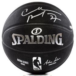 Charles Barkley Signed Basketball (Panini COA)