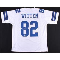 Jason Witten Signed Jersey (Witten Hologram  Radtke Hologram)