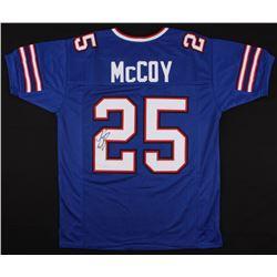 LeSean McCoy Signed Jersey (JSA COA)