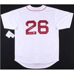 Wade Boggs Signed Red Sox Jersey (JSA COA)