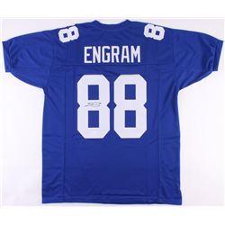 Evan Engram Signed Jersey (JSA COA)