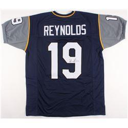Keenan Reynolds Signed Jersey (JSA COA)