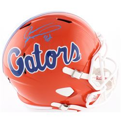 Jevon Kearse Signed Florida Gators Full-Size Speed Helmet (Radtlke COA)