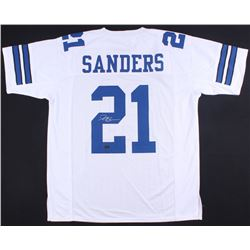 Deion Sanders Signed Jersey (Radtke COA)