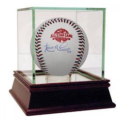 Aaron Nola Signed 2018 All-Star Game Logo Baseball (Steiner Hologram)