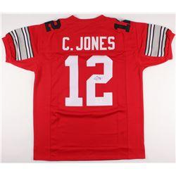 Cardale Jones Signed Jersey (JSA COA)