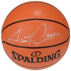 "Scottie Pippen Signed Basketball Inscribed ""HOF 10"" (Fanatics Hologram)"