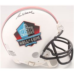 Ron Wolf Signed Hall Of Fame Mini-Helmet (Radtke COA)
