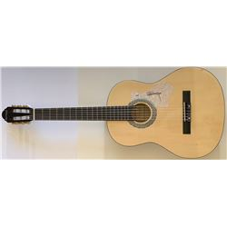 Willie Nelson Signed Full-Size Huntington Acoustic Guitar (PSA COA)