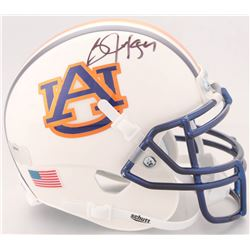 Bo Jackson Signed Auburn Tigers Mini Helmet (Radtke COA  Jackson Hologram)