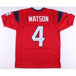 Deshaun Watson Signed Jersey (Leaf COA)