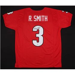 Roquan Smith Signed Jersey (Beckett COA)