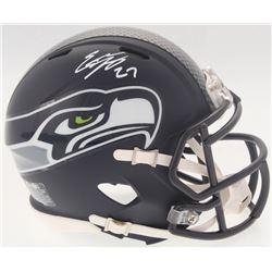 Eddie Lacy Signed Seahawks Speed Mini-Helmet (Lacy Hologram  Radtke COA)