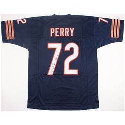 William Perry Signed Jersey (JSA COA)