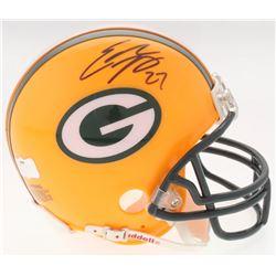 Eddie Lacy Signed Packers Mini Helmet (Radtke COA)