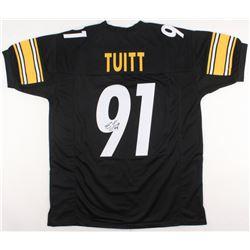 Stephon Tuitt Signed Jersey (JSA COA)