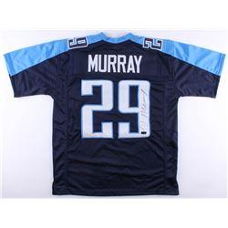 DeMarco Murray Signed Jersey (Radtke COA)