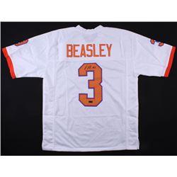 Vic Beasley Signed Jersey (Radtke COA)