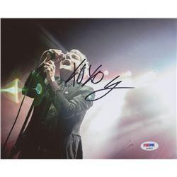 "Gerard Way Signed ""My Chemical Romance"" 8x10 Photo Inscribed ""XOXO"" (PSA COA)"