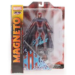 "Stan Lee Signed ""Magneto"" Marvel Select Action Figure (Radtke COA  Lee Hologram)"