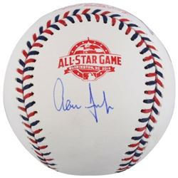Aaron Judge Signed 2018 All-Star Game Baseball (Fanatics Hologram)