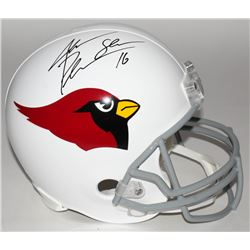 Jake Plummer Signed Cardinals Full-Size Helmet (Beckett COA)