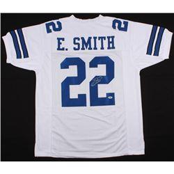 Emmitt Smith Signed Jersey (PSA COA)