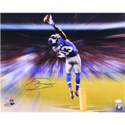 "Odell Beckham Jr. Signed Giants ""The Catch"" 16x20 Photo (JSA COA)"