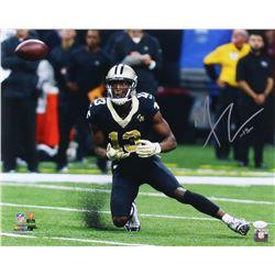 Michael Thomas Signed New Orleans Saints 16x20 Photo (JSA COA)