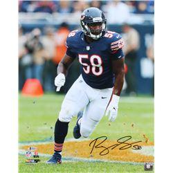 Roquan Smith Signed Chicago Bears 16x20 Photo (Beckett COA)