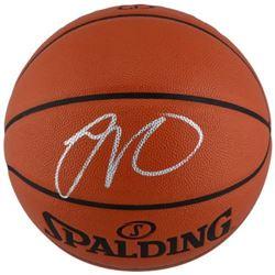 Jayson Tatum Signed  Basketball (Fanatics Hologram)
