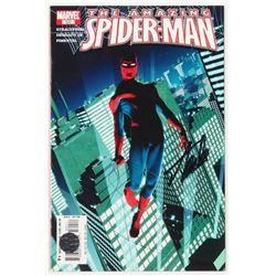 """Stan Lee Signed 2005 """"The Amazing Spider-Man"""" Issue #522 Direct Edition Marvel Comic Book (Lee COA)"""