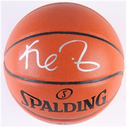 Kevin Garnett Signed NBA Game Ball Series Basketball (PSA Hologram)