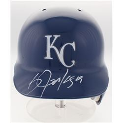 Bo Jackson Signed Kansas City Royals Full-Size Rawlings Batting Helmet (Radtke Hologram  Jackson Hol