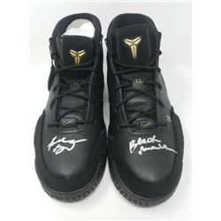 "Kobe Bryant Signed Pair of (2) LE Nike Mamba Day Edition Kobe 1 Protro Basketball Shoes Inscribed ""B"