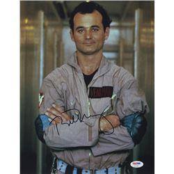 "Bill Murray Signed ""Ghostbusters"" 11x14 Photo (PSA COA)"