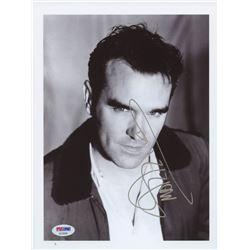 Morrissey Signed 8.5x11 Photo (PSA COA)