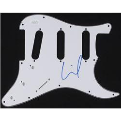 Camila Cabello Signed Electric Guitar Pickguard (JSA COA)
