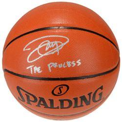 "Joel Embiid Signed Basketball Inscribed ""The Process"" (Fanatics Hologram)"