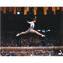 Mary Lou Retton Signed Team USA 16x20 Photo (JSA COA)