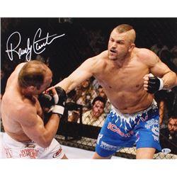 Randy Couture Signed UFC 16x20 Photo (Beckett COA)